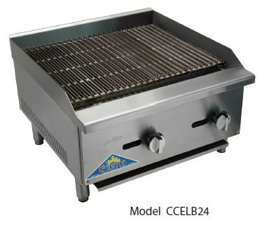 CCELB Lava-Broiler Series