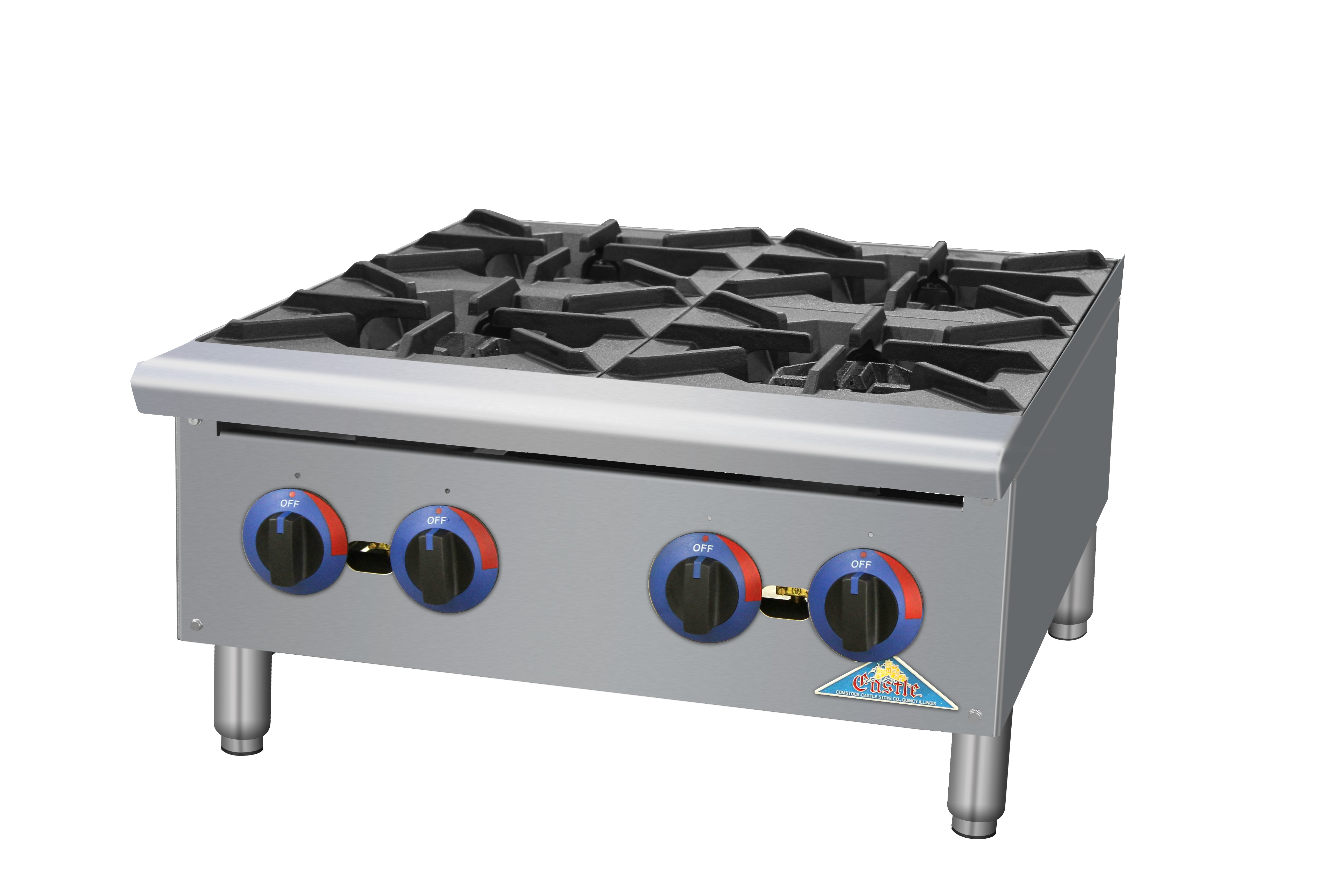 Castle Brand Imported Hot Plates