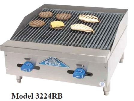 32 Series Radiant-Broilers