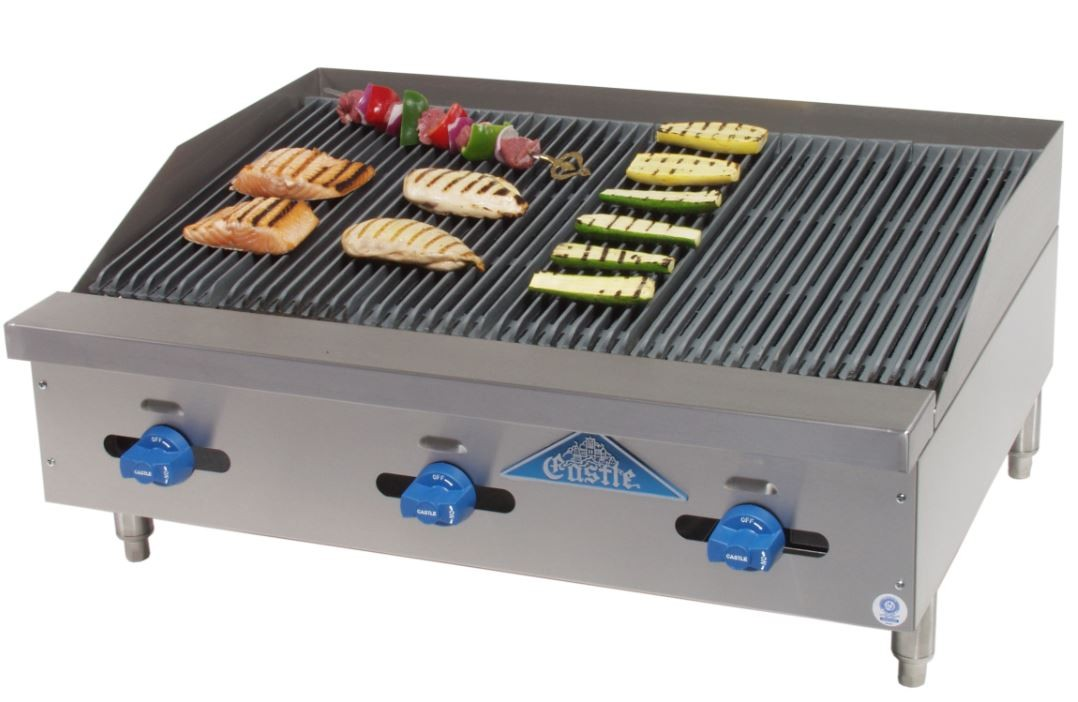 32 Series Lava Broilers
