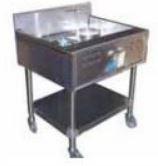 Funnel Cake Fryer - Floor Model / Tubular Stand