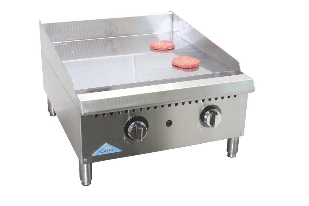 Chrome Plated HEAVY DUTY Griddles
